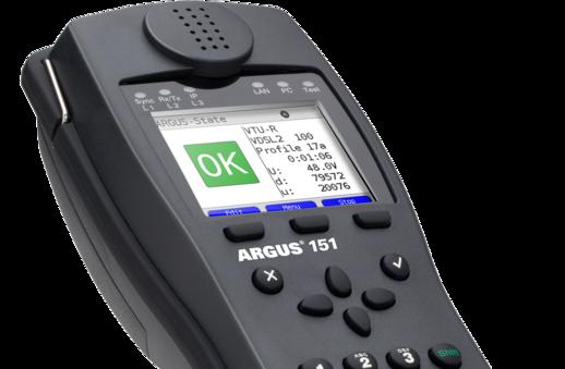 Argus 126 Voice Tester Driver
