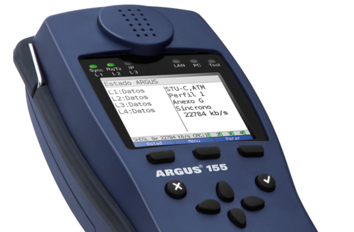 ARGUS 152 ADSL TESTER DRIVER FOR WINDOWS